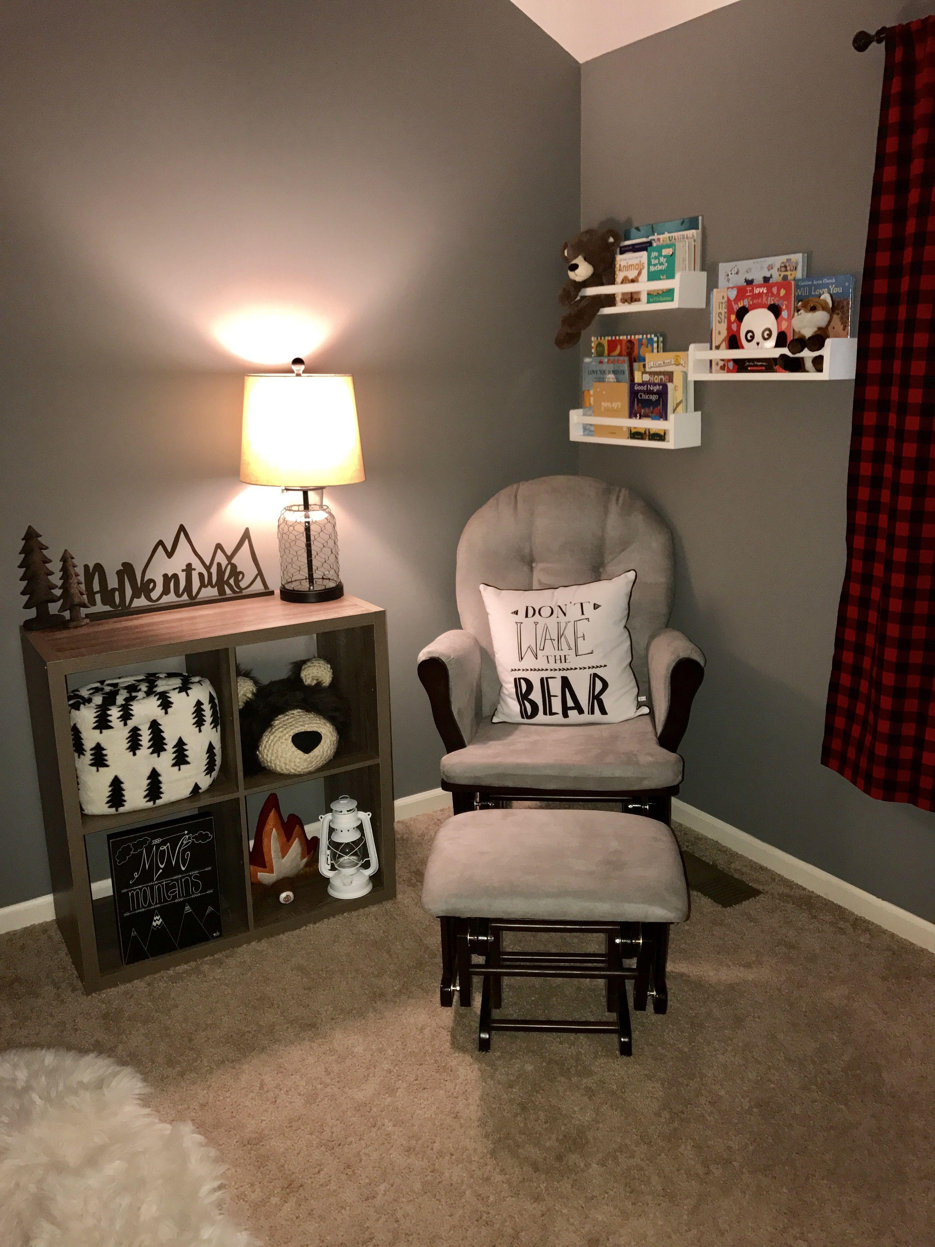 Woodland Baby Bedroom: Woodland Nursery Theme