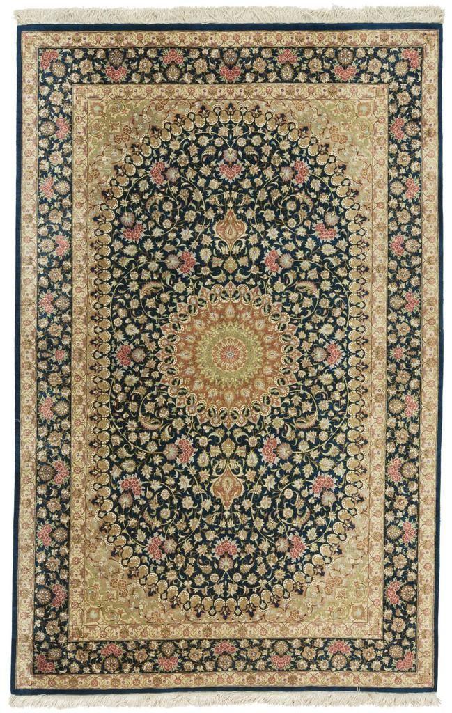 Rug Pf121668 Persian Qum Persian Classics Area Rugs By Safavieh Rugs Carpet Handmade Antique Carpets