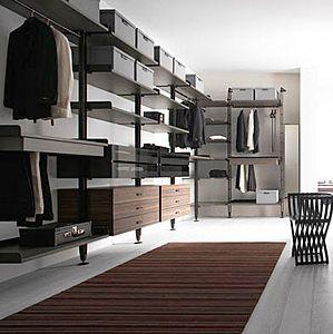 walk-in wardrobe P 1000 by Pagnon & Pelhaître Ligne Roset France ...