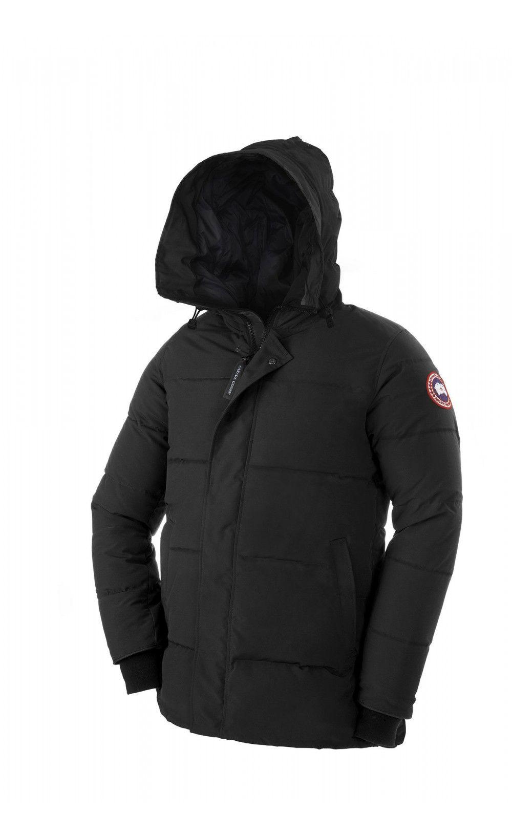 Canada Goose Macmillan Parka Black Men - Canada Goose  canadagoose  parka   jackets  fashion  men  christmas  gift  lifestyle  winterfashion c2f7d96bef