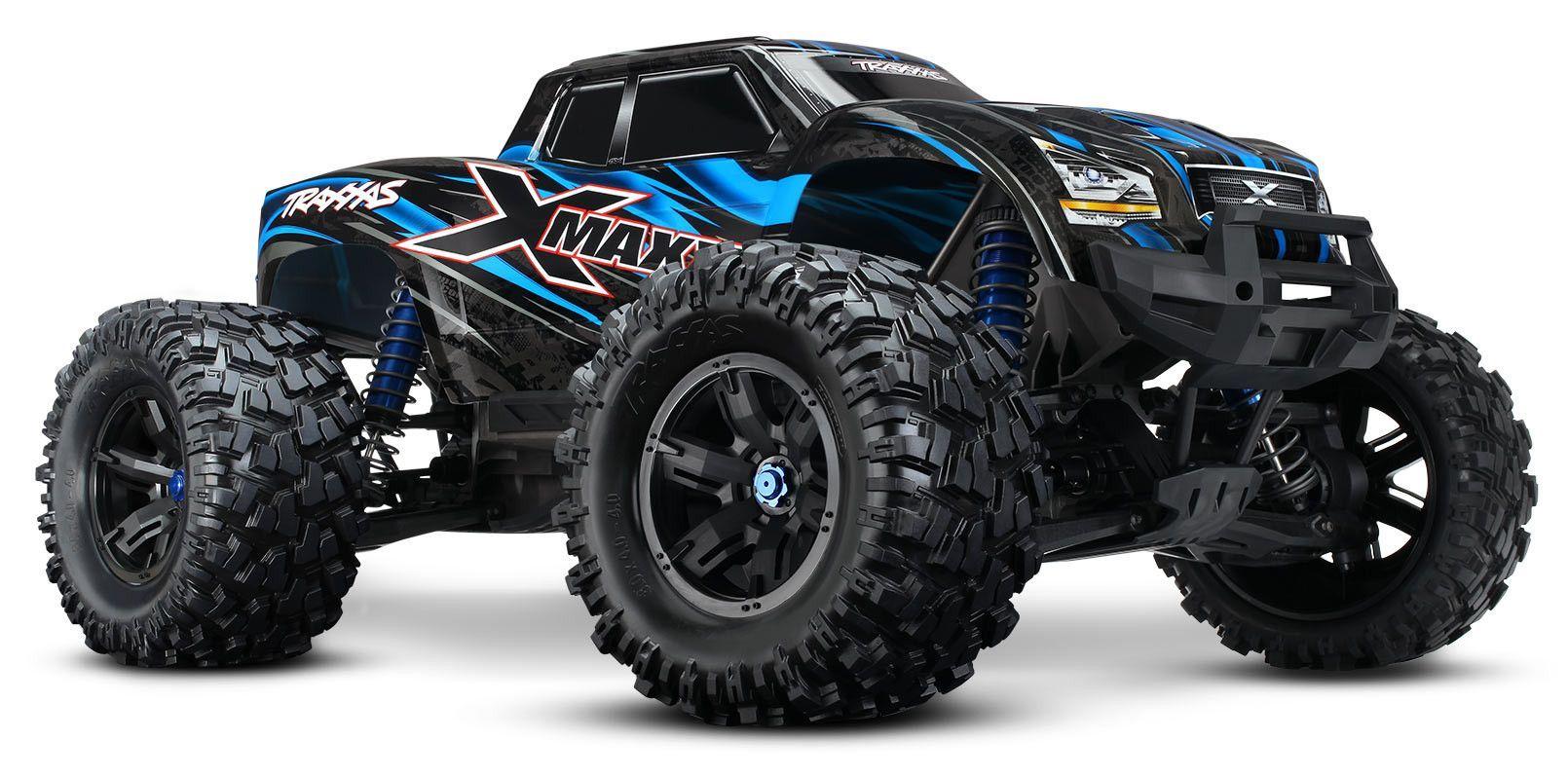 Traxxas XMaxx 1/6 Monster Truck Monster trucks, Trucks
