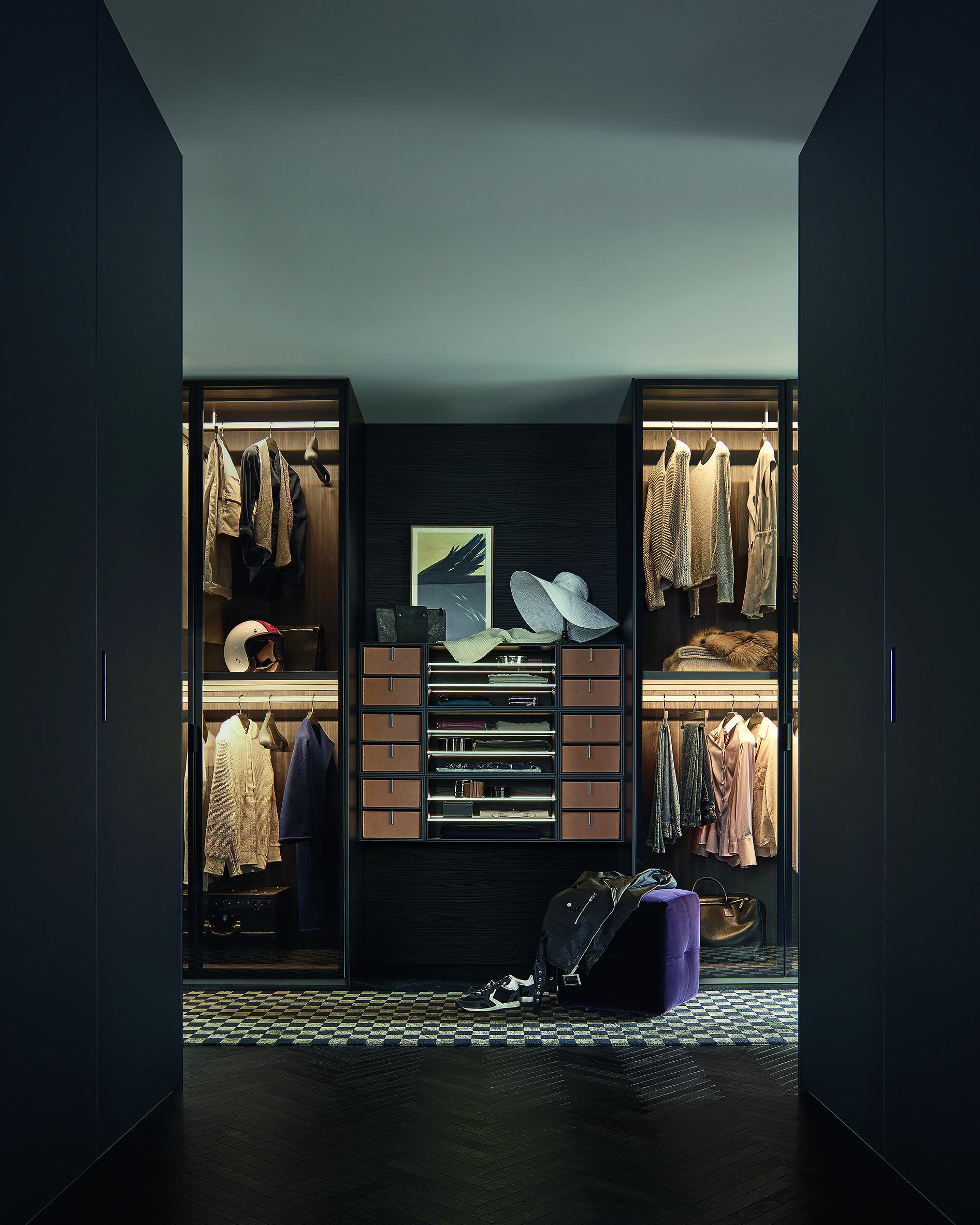 Armoire Dressing Chambre Adulte Épinglé sur déco noir & blanc - sans filtre ig