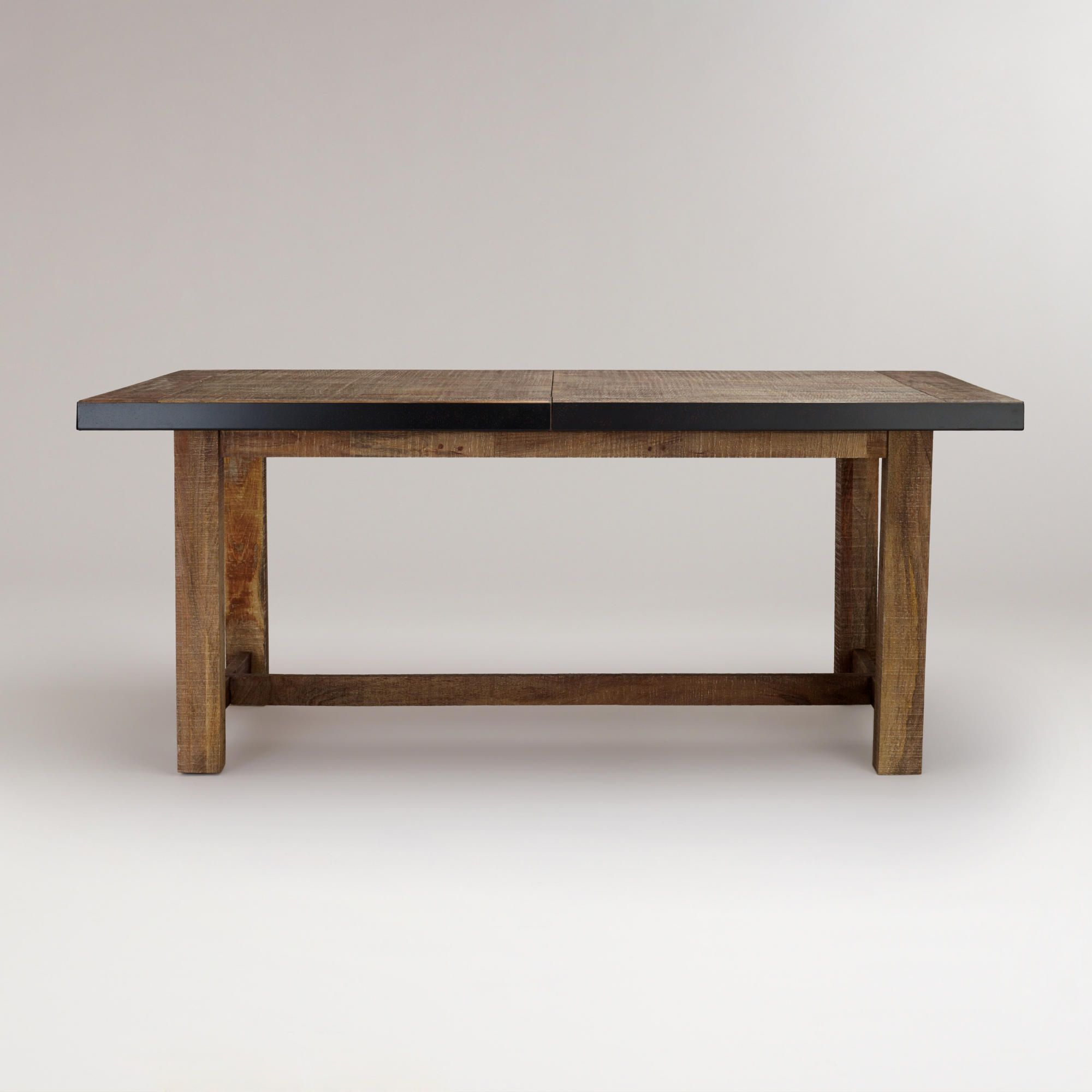 Clayton Extension Table World Market 699 99 Extension Table Dining Room Inspiration Home Decor