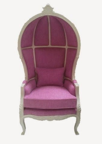 pink canopy chair pink d cor furniture ideas style steampunk rh pinterest co uk Pink Lawn Chairs Camp Chair with Canopy