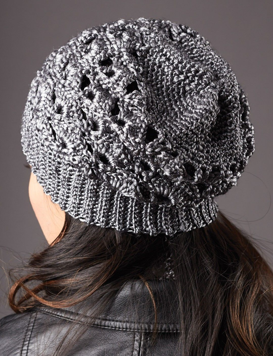 Yarnspirations.com - Patons Silver Screen Hat and Scarf - Patterns ...