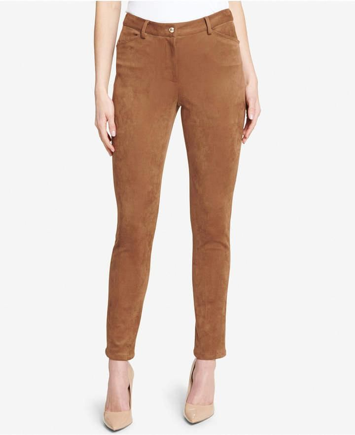 Skinny Trousers | Trousers | PrettyLittleThing