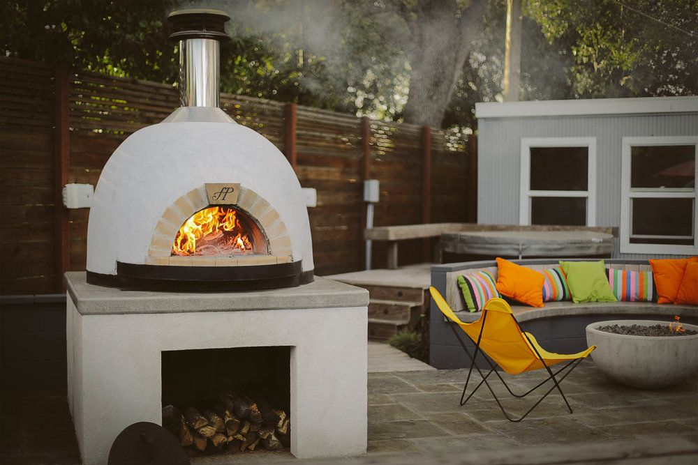 Forno Piombo Manufactures The Highest Quality Wood Fire Ovens In