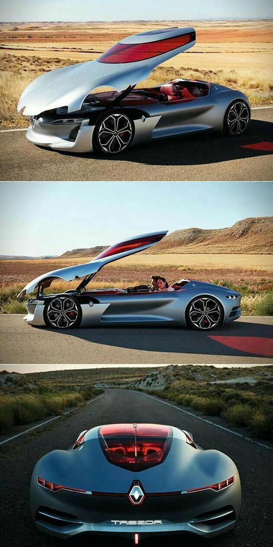 These are super cool dream cars.
