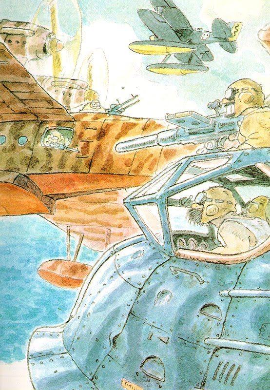 Studio Ghibli おしゃれまとめの人気アイデア Pinterest Ariel Terriles コンセプトアート 宮崎駿 スタジオ ジブリ