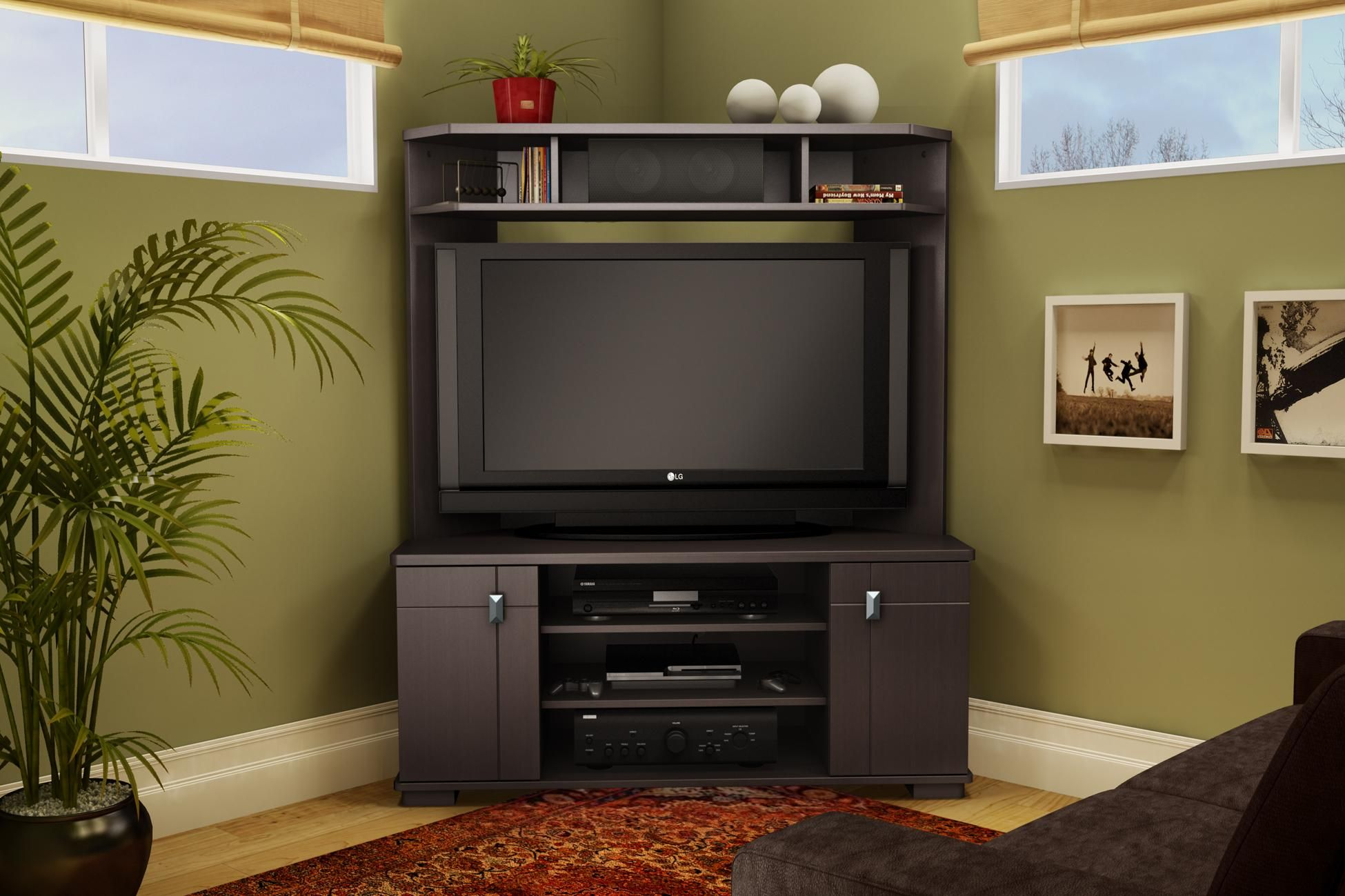 South Shore Vertex Corner Tv Unit By Oj Commerce 4269629 370 04
