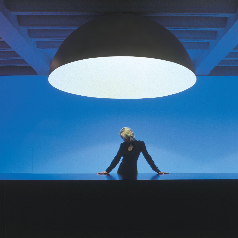 Suspended light fixture / fluorescent / round - SPHERE LARGE by Bart Lens - Eden Design & Suspended light fixture / fluorescent / round - SPHERE LARGE by ... azcodes.com