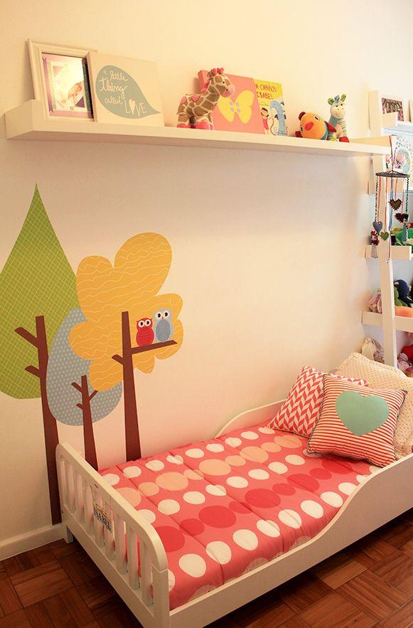 Pin de maricela elizondo en kids room pinterest camas for Cuartos para ninas montessori