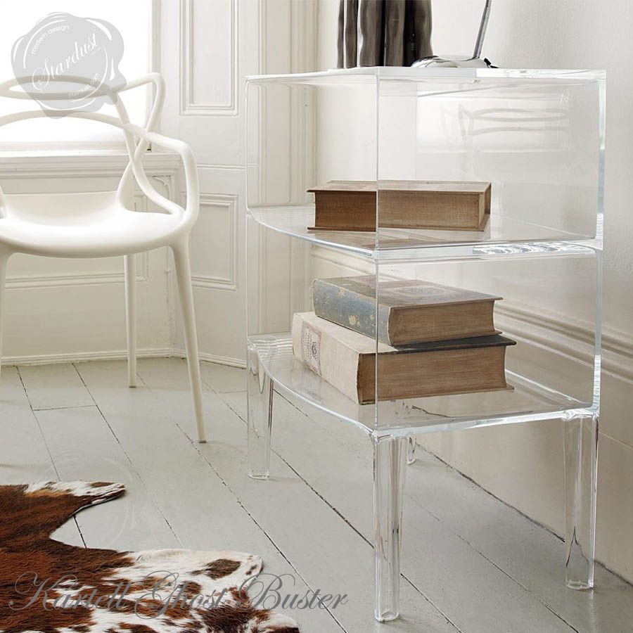 Kartell Ghost Buster Side Table By Philippe Starck | Stardust