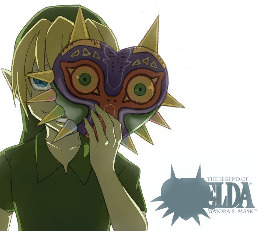 Majora's Mask by ~DWNSnipergirl on deviantART