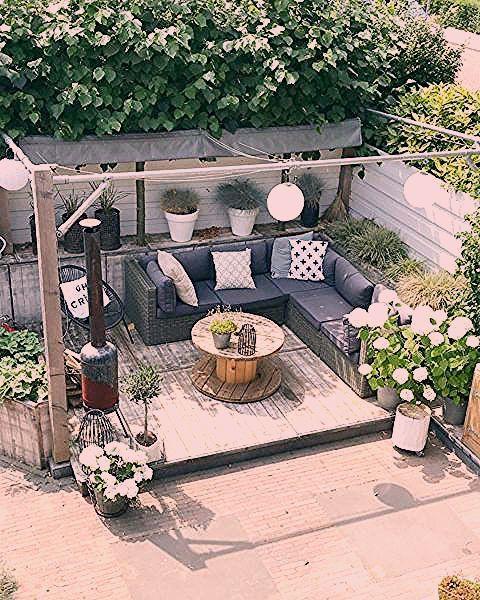 Photo of 28 Garten-Design-Ideen, um Ihren Traumraum zu verwirklichen