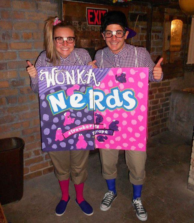 120 Creative DIY Couples Costume Ideas For Halloween