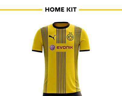 Borussia Dortmund Football Kit 17 18.  61bd4ac3a
