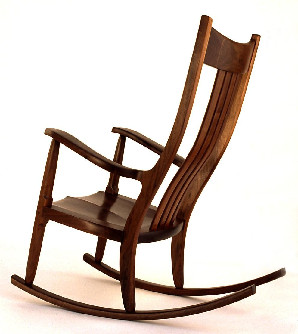 The Rocking Chair Is Best For Design In Blue Color ,yellow Color ,pink Color