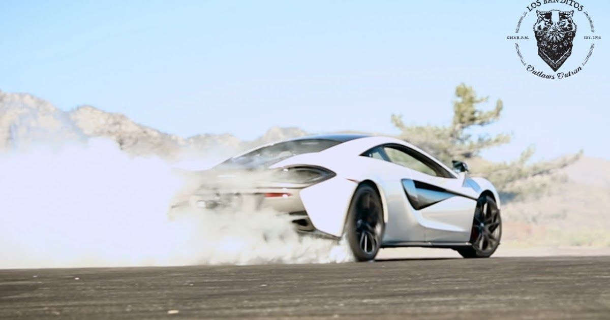 mclaren 570s sounds much better with larini sports exhaust   best