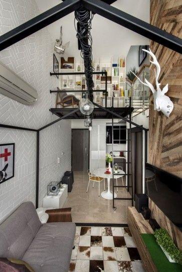 Le decorazioni per le case piccole interior design loft for Arredare piccole case