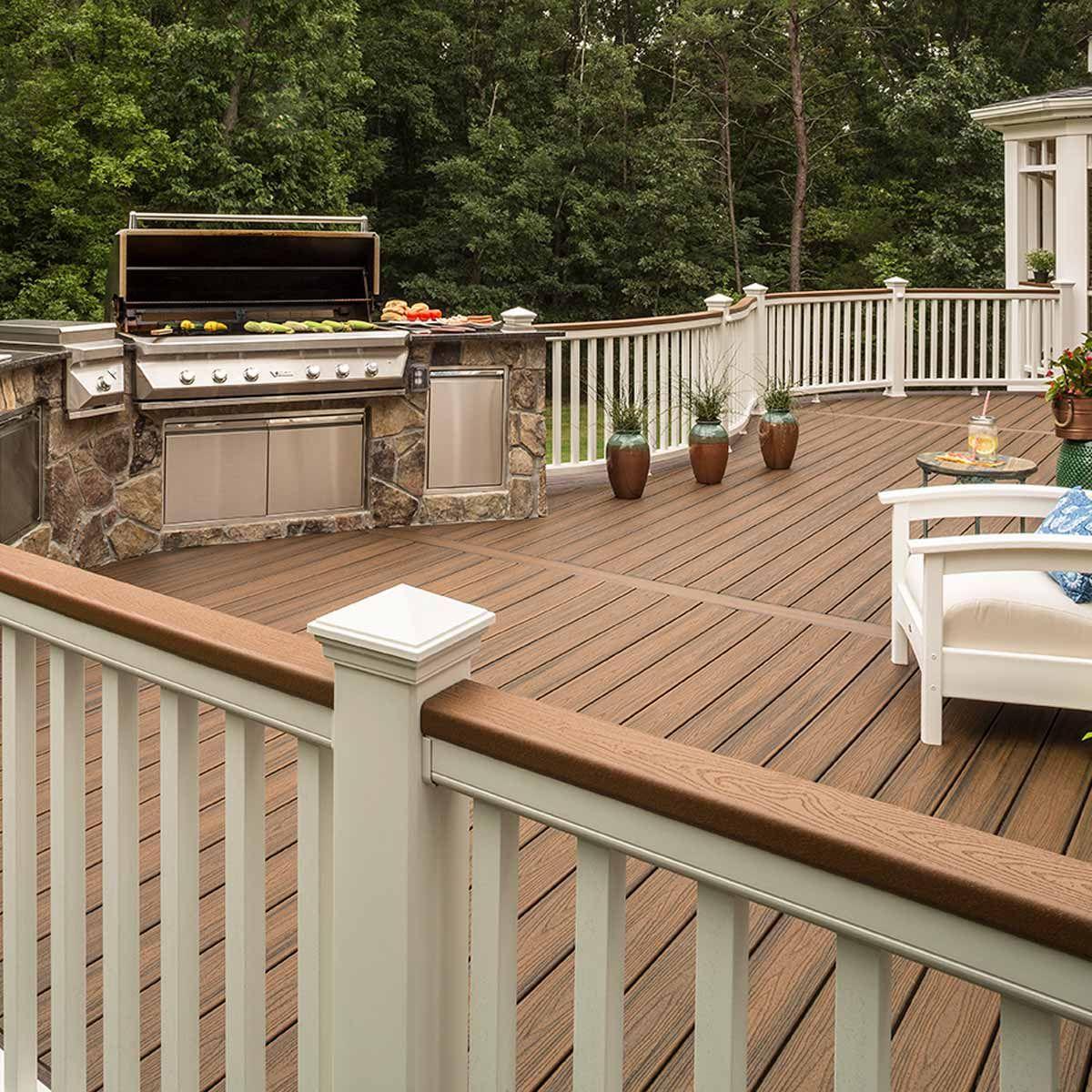 Legacy Glamour Deck High Dt Jpg Patio Deck Designs Decks Backyard Backyard Deck