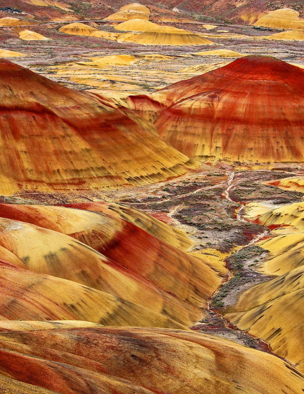 John Day Fossil Beds National Monument Oregon en 2020