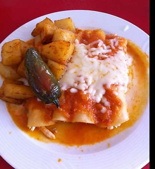 #mexicanfood #latinamerica #entomatadas