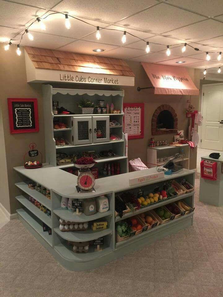 #geschäft #kinder #kinderzimmer #spiel #spielzimmer #kids #kidsroom #playroom #market #store #kidsbedroomsandthings