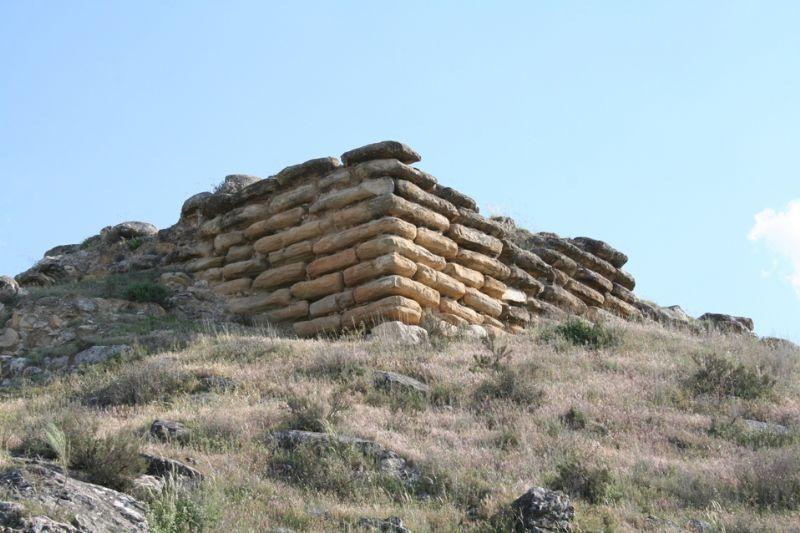 Cerro de Castellón, Larva (Jaén)