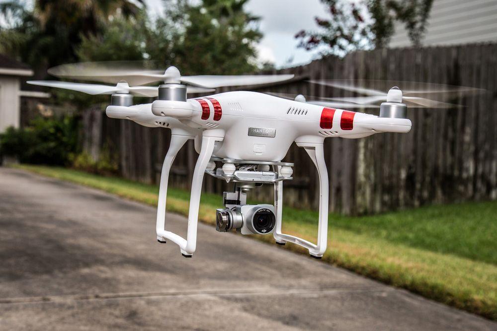Полет квадрокоптера phantom 3 быстросъемная защита к бпла фантом