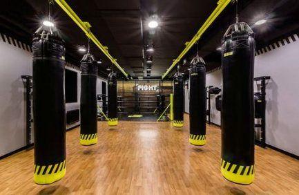 Fitness gym interior 34 Super ideas #fitness