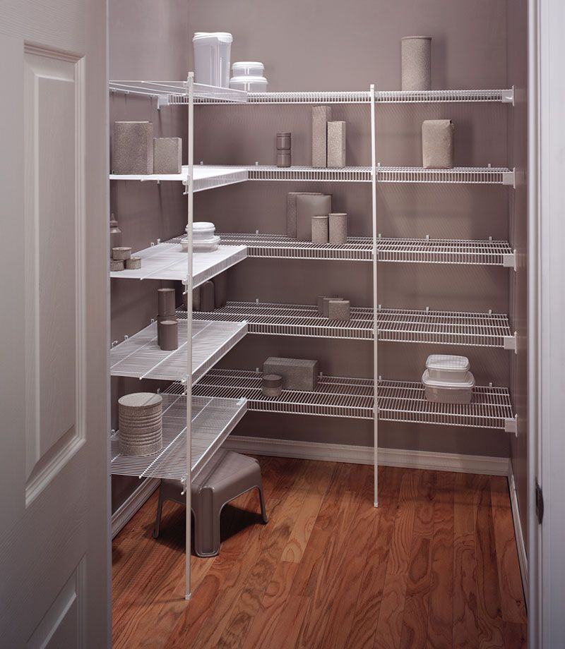 Walk-In Pantry Is The Most Popular Pantry Design Today In
