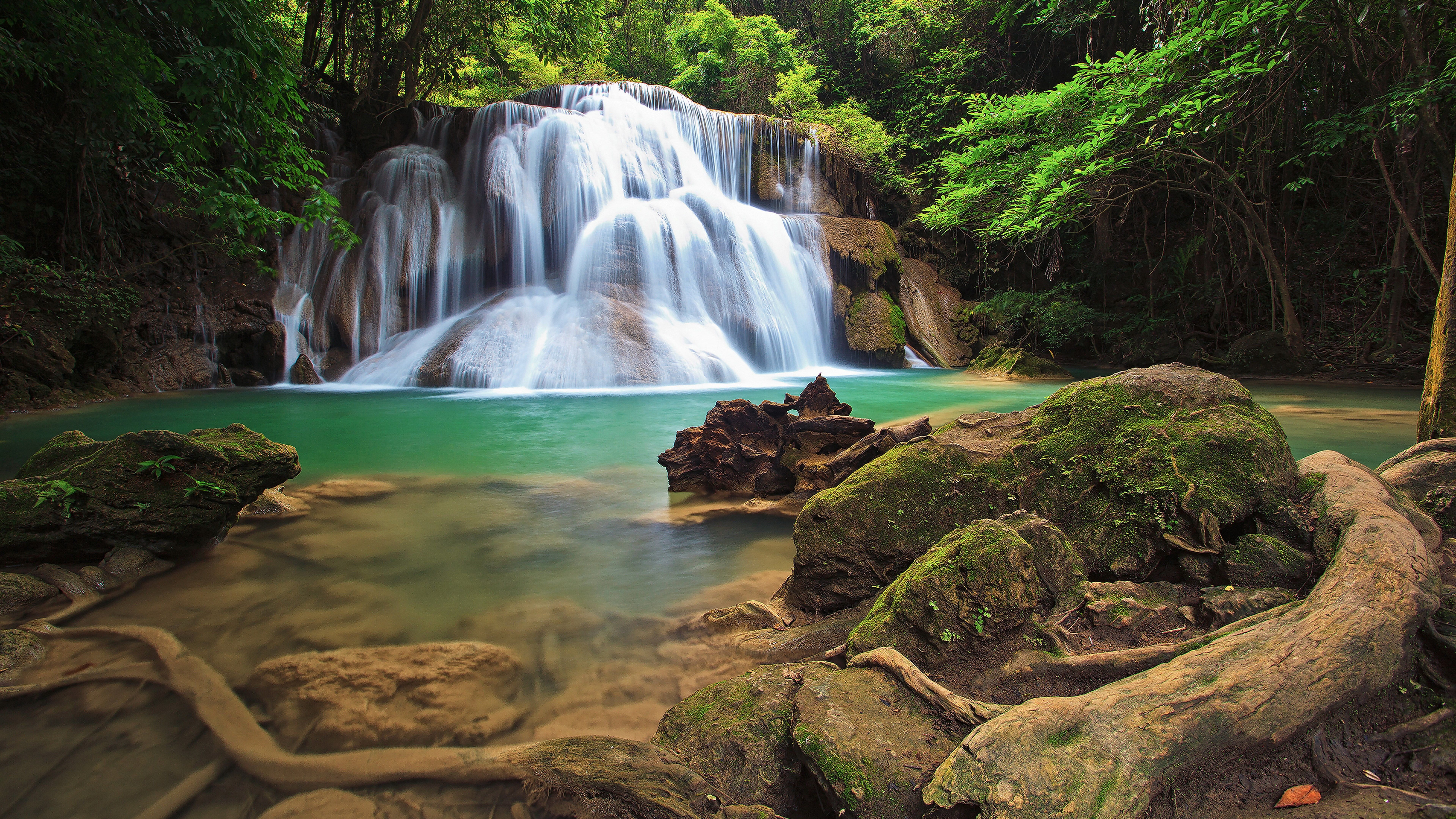 Nature Backgrounds Images 7680x4320 8k Wallpaper Hdwallpaper Desktop In 2020 Nature Background Images Nature Backgrounds Waterfall Wallpaper