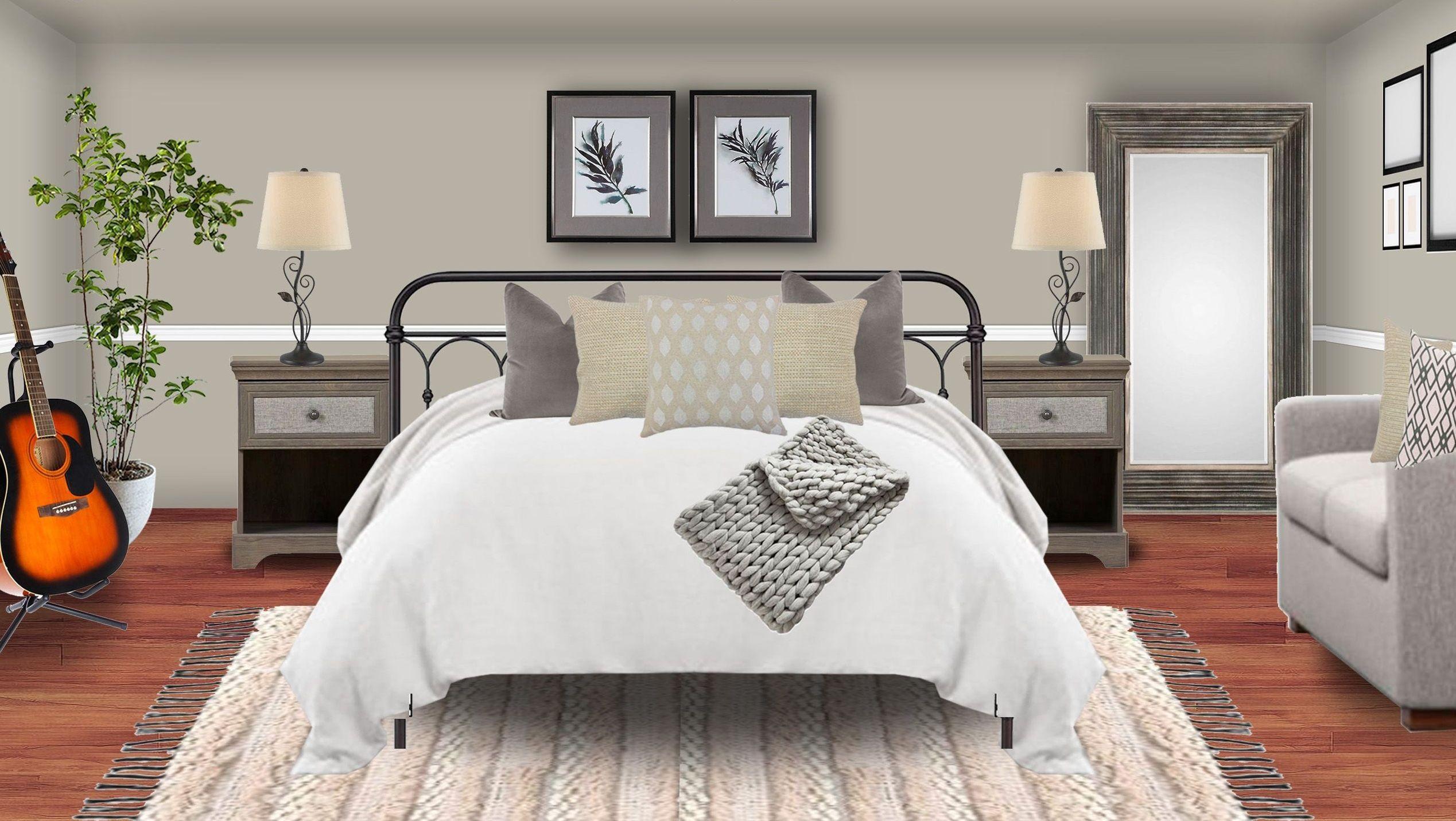 15 Modern Coastal Bedroom Design Ideas You'll Want to Try   Transitional bedroom  design, Bedroom design, Coastal bedroom