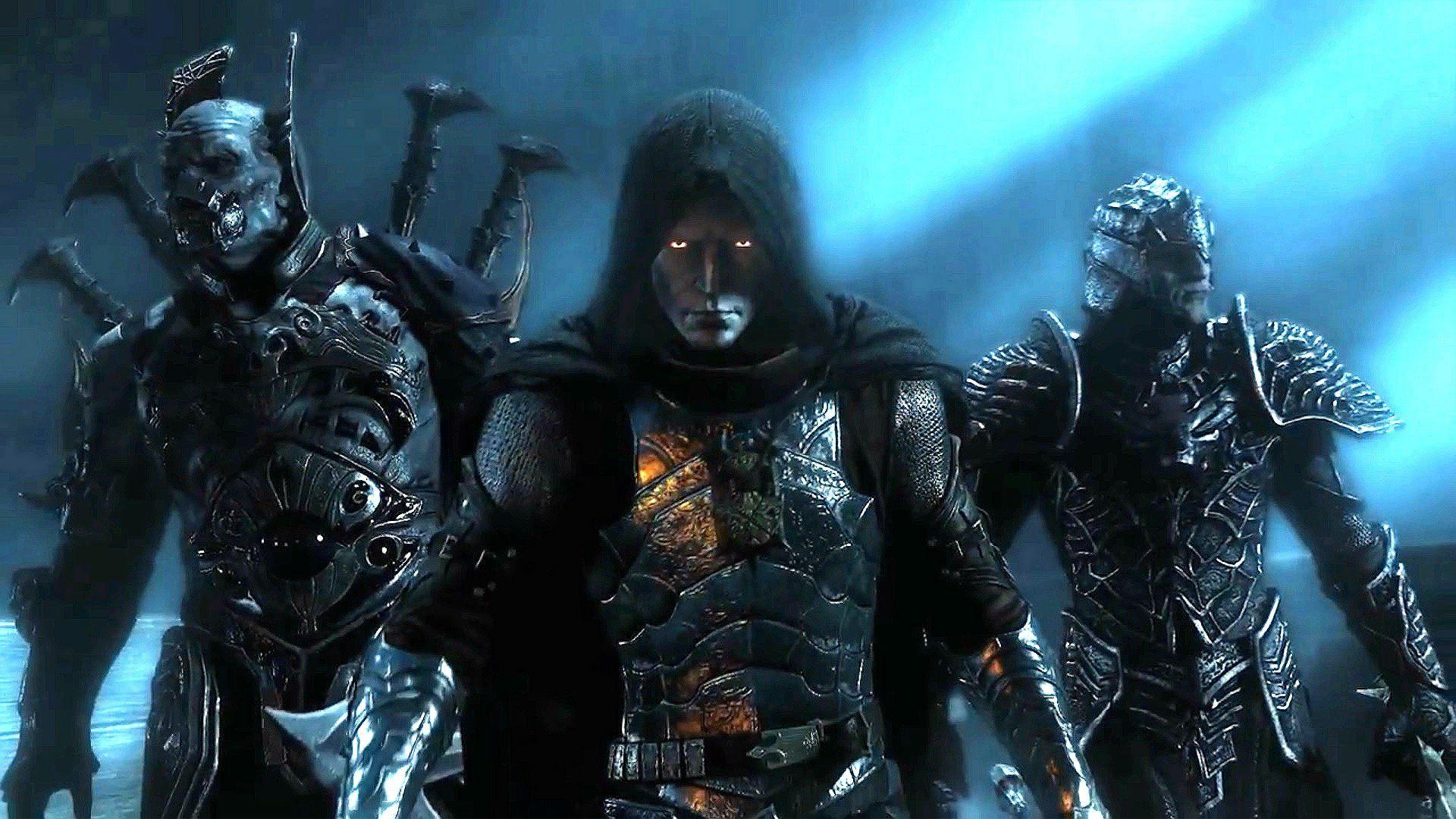 Shadow Of Mordor Wallpaper: MIDDLE EARTH SHADOW MORDOR Fantasy Adventure Action Lotr