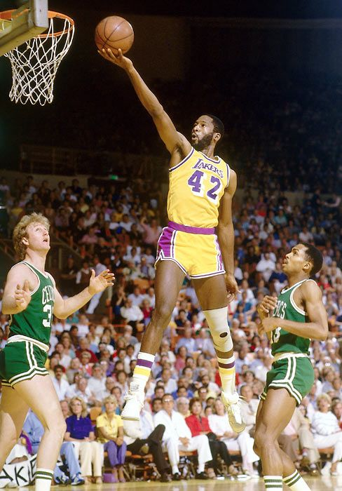 1980's  images   James Worthy - 1983 - Celtics vs. Lakers in the '80s - Photos - SI.com