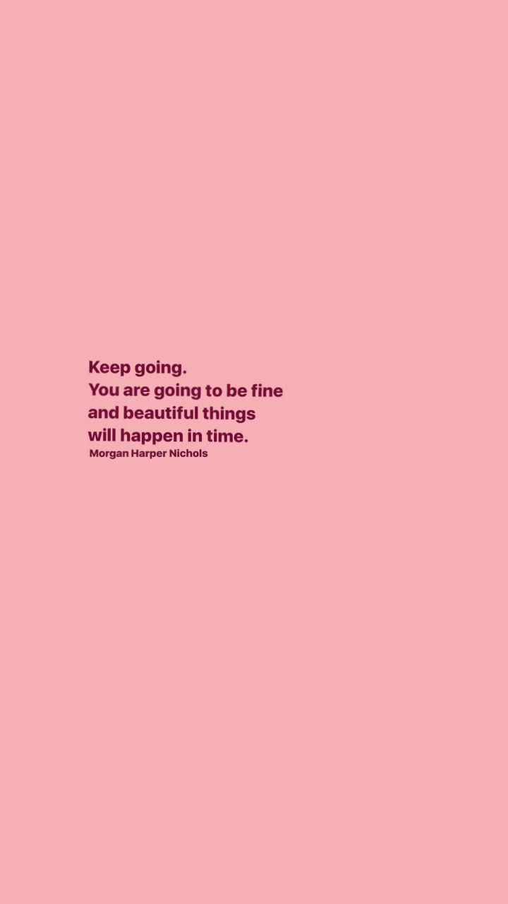 School motivation, Instagram caption, Don't give up, hope ...