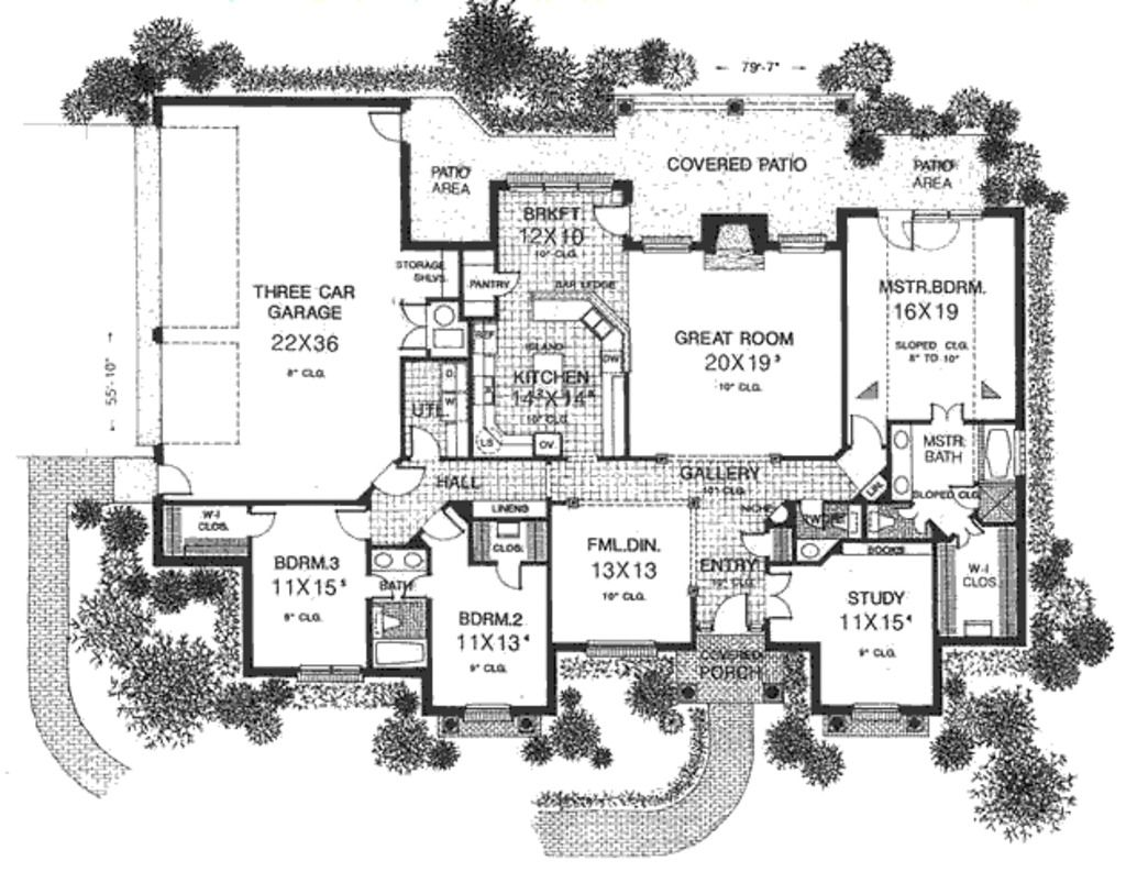 Sq Ft Home Good For Parents I Would Expand The