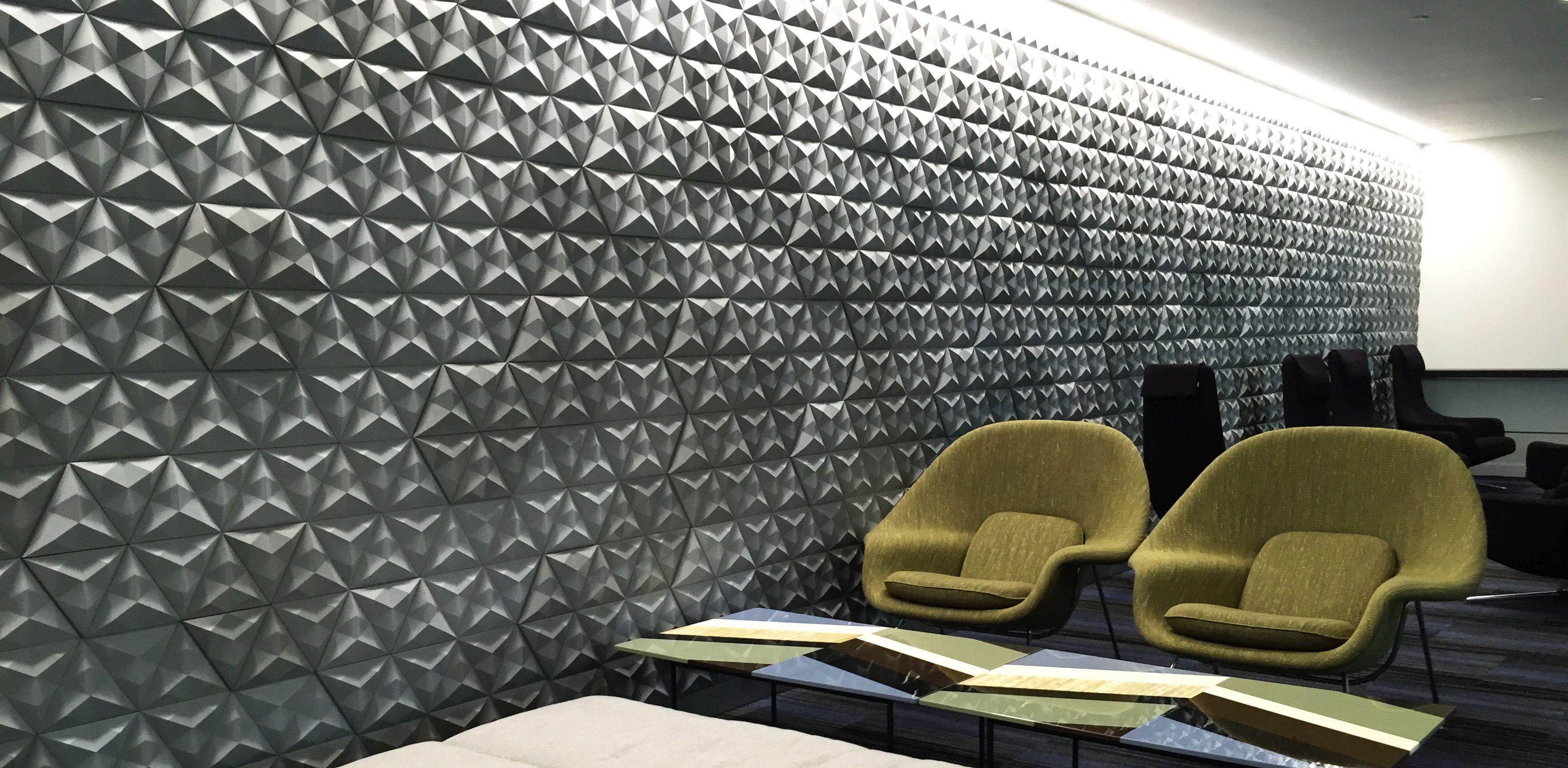 Tre' concrete tile design by Levi Fignar I KAZA Concrete ...