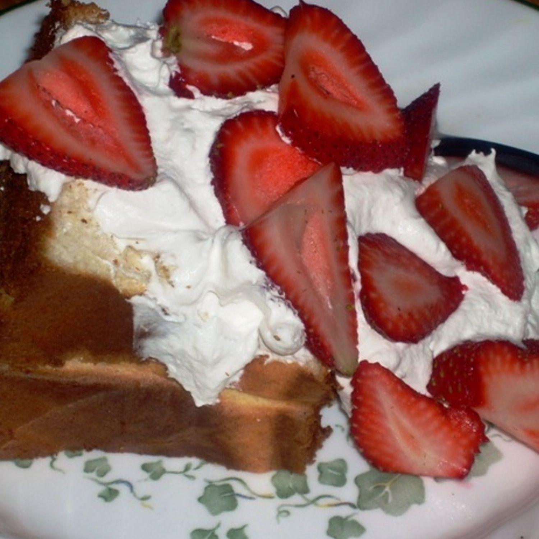 sugar free angel food cake recipe easy