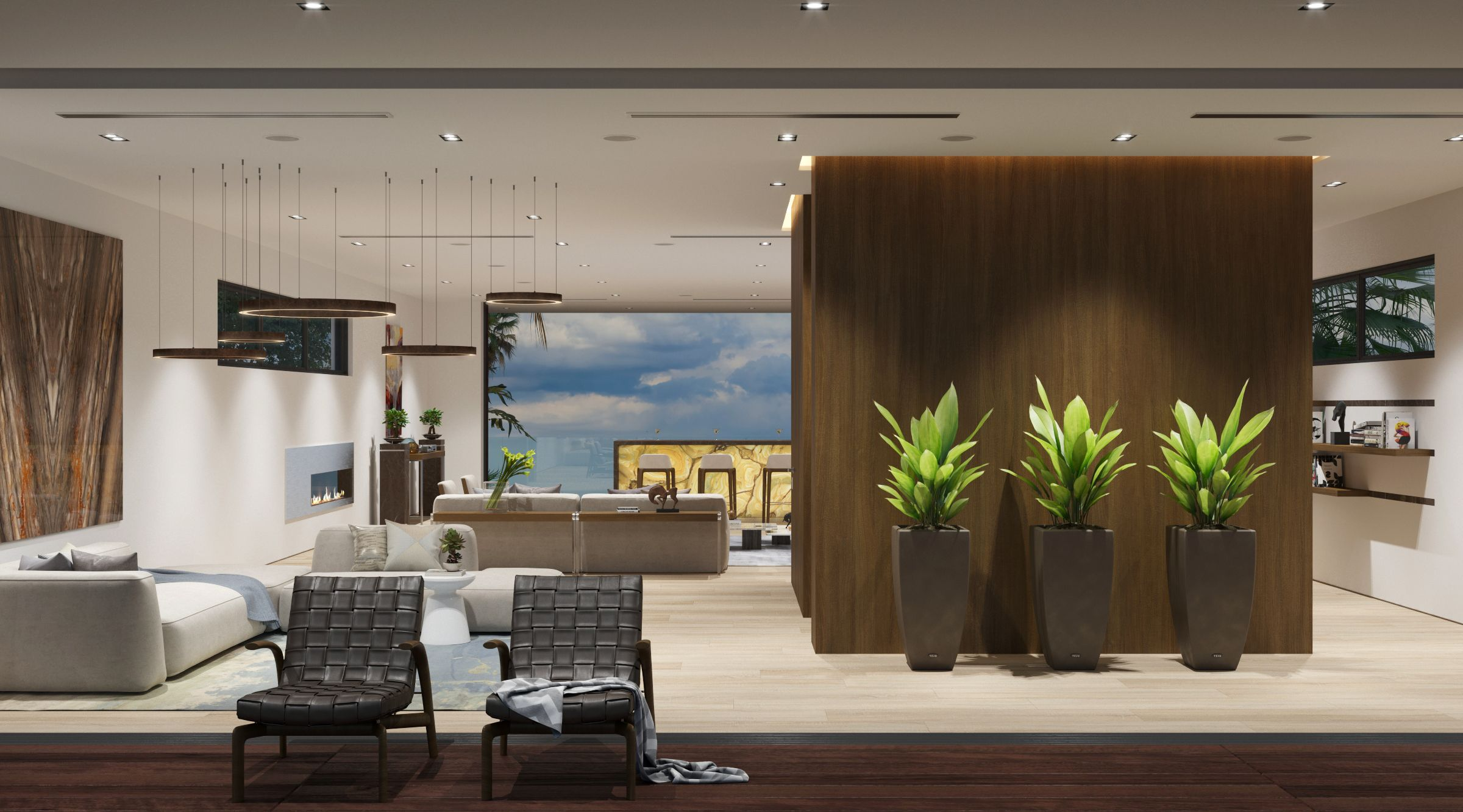 Interior design & 3d-visualization - Vividi group | Software: Autodesk 3ds  Max,