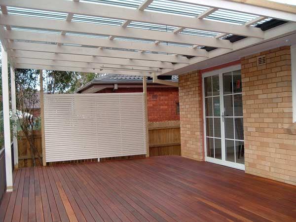 Deck Pergola Clear Roof - Deck Pergola Clear Roof House Stuff Pinterest Deck Pergola