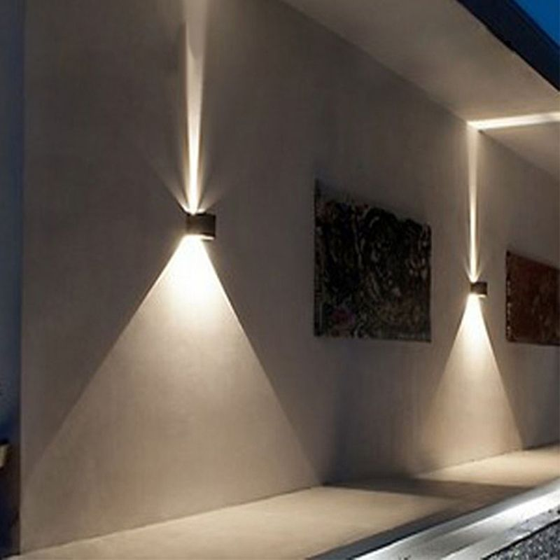 Wall Interior Uplighting