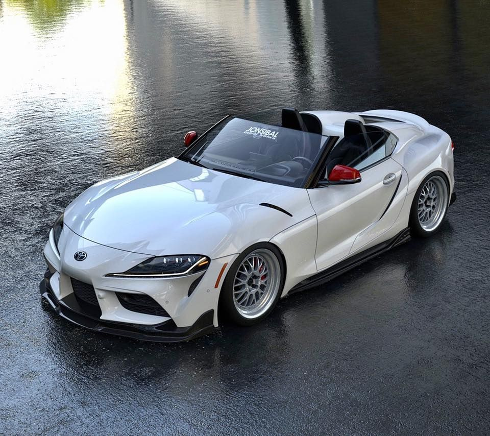 2020 Toyota Supra Speedster Could Make You About