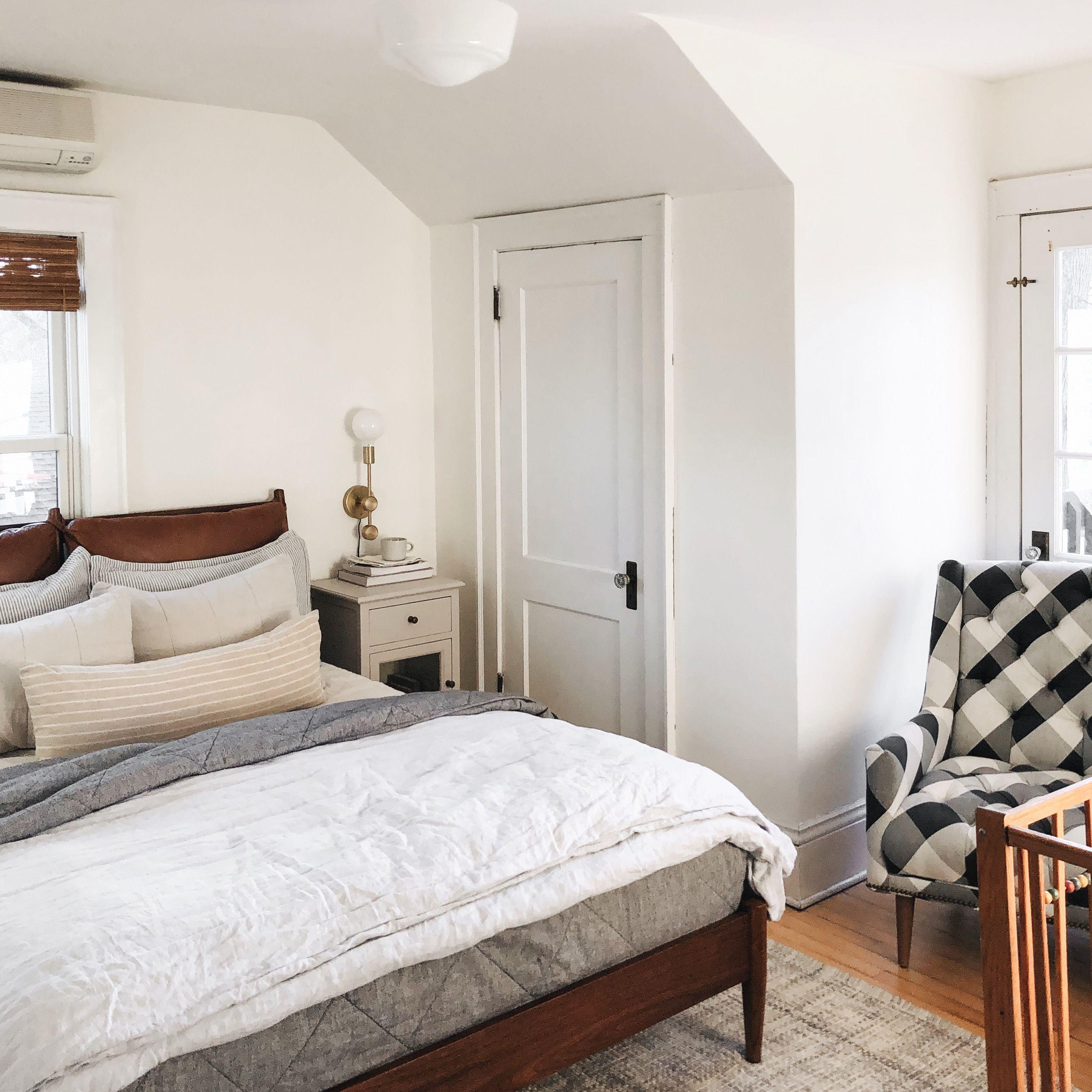 Quilt Bed Linens Luxury Home Grey Linen Bedding