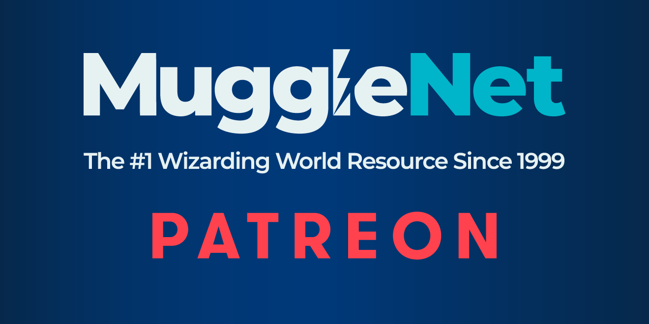 Fansunleashed Mugglenet Is Creating Fandom Magic Join Our Patreon Today Mugglenet Is Excited To Announce Our Brand New Dow Fandoms Patreon Thank You Video