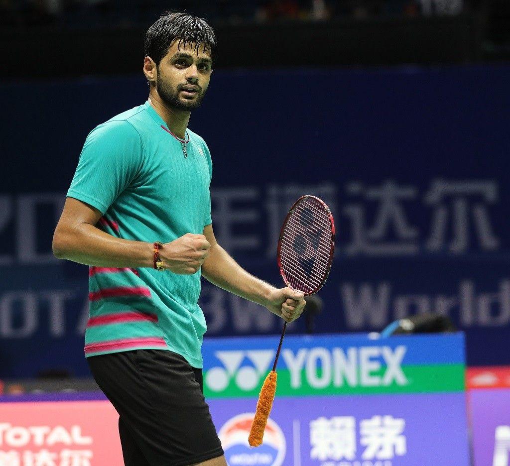 Pin oleh Badminton Collection di Men's Single