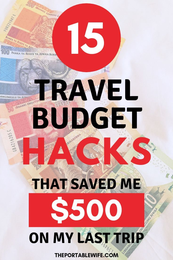 These budget travel tips save me hundreds on every trip! Learn how to save money on travel by finding free things to do, using budget travel hacks for transportation, and scoring cheap eats. #traveltips #budgeting #budgettravel #travelhacks