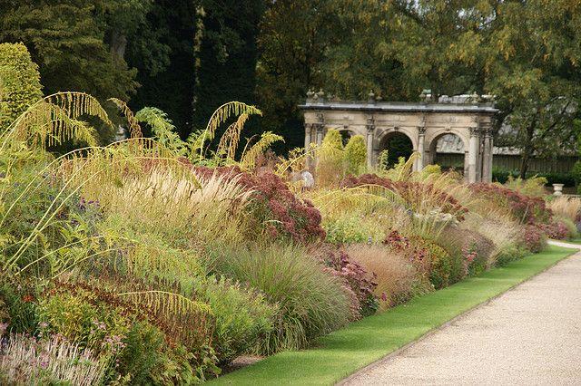 Trenham September 2009 Piet Oudolf Landscape Design English Garden Design Public Garden