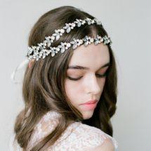 bridediaries.com | Wedding headpieces on Etsy